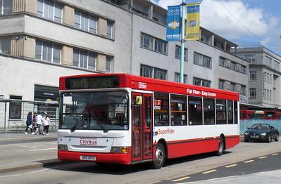 19 - R119OFJ - Plymouth (Royal Parade)