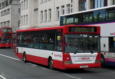 38 - T138EFJ - Plymouth (Royal Parade)