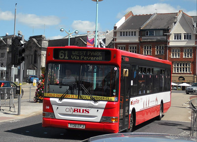 38 - T138EFJ - Plymouth (Cobourg St) - 10.8.09