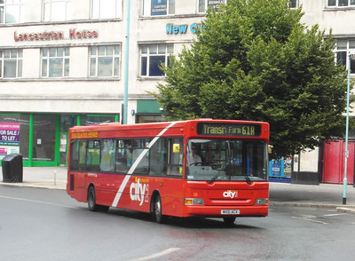 58 - WA51ACX - Plymouth (Derry's Cross) - 29.7.13