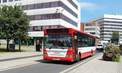 59 - WA51ACY - Plymouth (Mayflower St) - 29.7.13