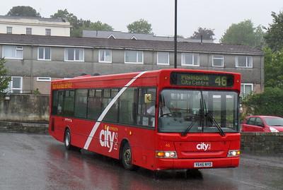 46 - Y646NYD - Tavistock