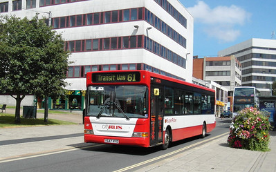 47 - Y647NYD - Plymouth (Mayflower St) - 29.7.13