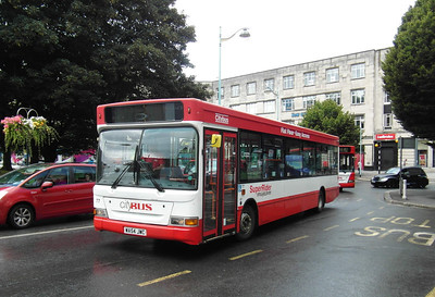 77 - WA54JWC - Plymouth (Derry's Cross) - 29.7.13