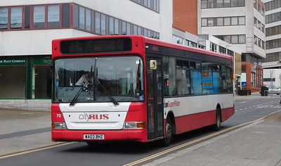 70 - WA03BHZ - Plymouth (Mayflower St)