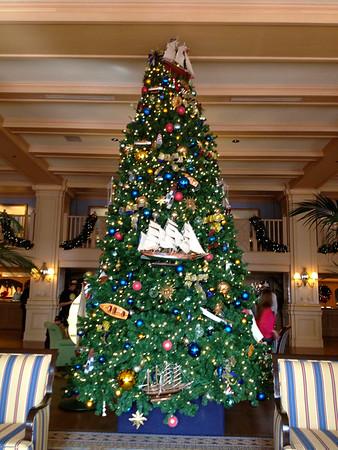Disney Hotels Christmas