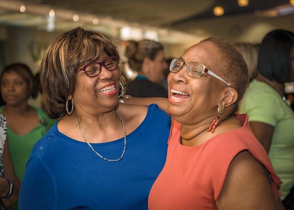 Dr. Janice Coleman Retirement Celebration 8.2017