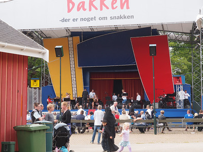 Dyrehavsbakken. Photo: Martin Bager
