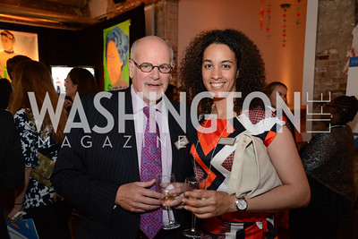 Richard Goldberg and Takita Mason. E.L. Haynes Toast to Transformation Celebration. Long View Gallery. May 14, 2014. Photos by Neshan H. Naltchayan