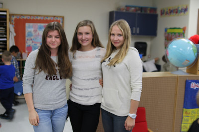 GAPP students visit EVW