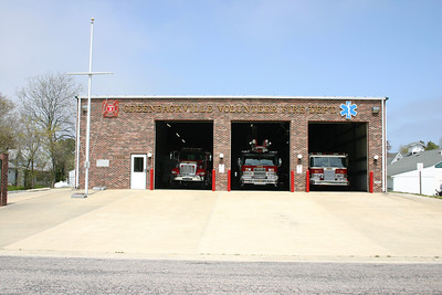 Greenbackville Volunteer Fire Department - Accomack County Station 2.