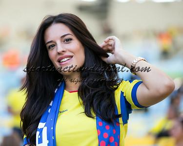 Ecuador fan