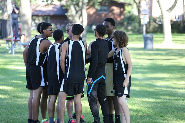 Edsel Boys Cross Country
