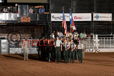 ElPaso2014-TH-005 opening US ARMY colors