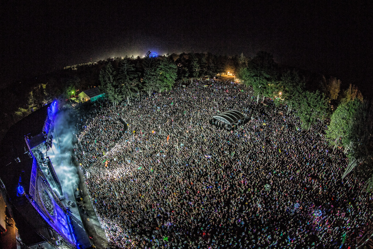 Photo By Chad Smith © Electric Forest Festival