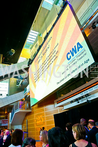 Photo by Tony Powell. EGPAF 25th Anniversary Celebration. Newseum. June 24, 2014