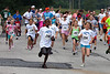 Elkridge Elementary Elkster 5K<br /> Look at the boy on the left in front.  He ran the whole 5K in those sandles.  You have to admire that!