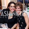 Karen Finney, Capricia Marshall. Photo by Tony Powell. Elle Women in Washington 2014 Power List. Villa Firenze. March 25, 2014