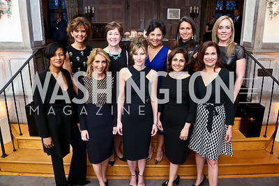 2014 Power List Honorees. Photo by Tony Powell. Elle Women in Washington 2014 Power List. Villa Firenze. March 25, 2014