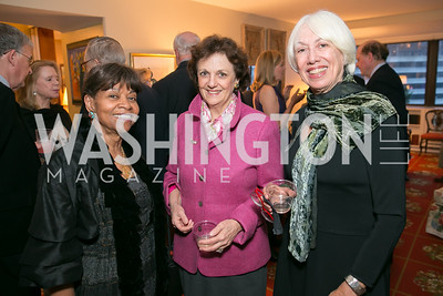 Photo by Alfredo Flores. Emily Lodge's book party for The Lodge Women, Their Men and Their Times. Lucinda Martin residence. March 25, 2014