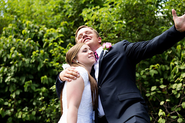 Emily Morrison {Wedding}