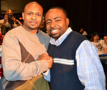 (Boxing Legend) Roy Jones Jr & Rodney Adams of RodneyAdams.com