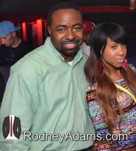 Rodney Adams & Tocarra Hamilton