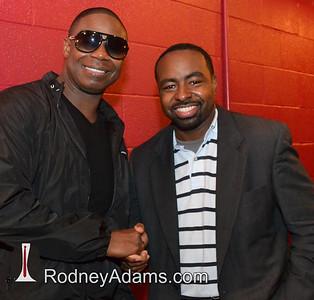Doug E. Fresh & Rodney Adams