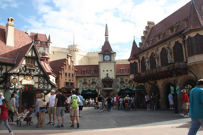 Germany Epcot 2012