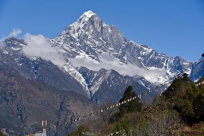 First Glimpse of Himalaya