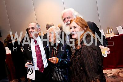 NEED, Rosemarie Lintner, Stephen Lintner, Pamela Johnson. Photo by Tony Powell. FRESHFarm Markets Farmland Feast. Ritz Carlton. November 10, 2014