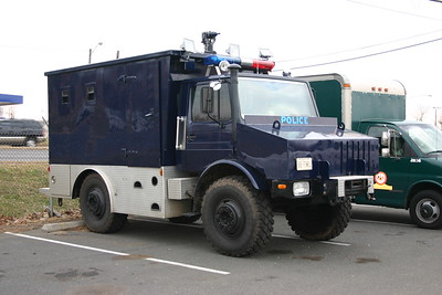 No information on this Fairfax County SWAT vehicle.