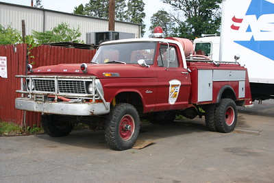 Former Brush 17 was a 1970 Ford F/Morysville, 200/250.