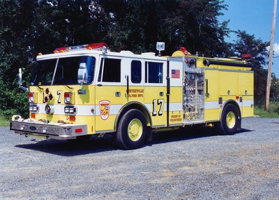 Engine 17 was a unique 1991 Pierce Javelin, 1250/500, sn- E5946.
