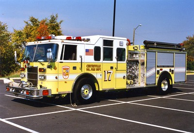 Former Engine 17, a nice 1996 Pierce Lance, 1250/750, sn- EA085.