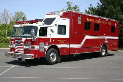 Mobile Command Post 430, a 2005 Pierce Enforcer/LDV.