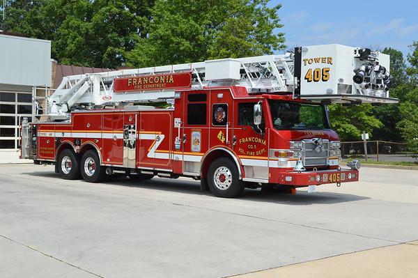 Company 5 - Franconia Fire Department