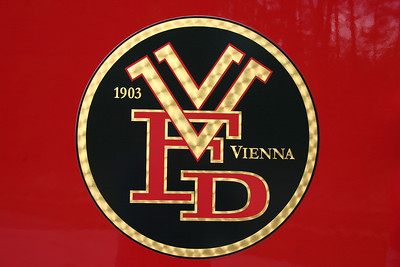 The patch for the Vienna Volunteer Fire Department - Fairfax County Station 2.