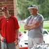 Coach Deegan & Scott Carolyn