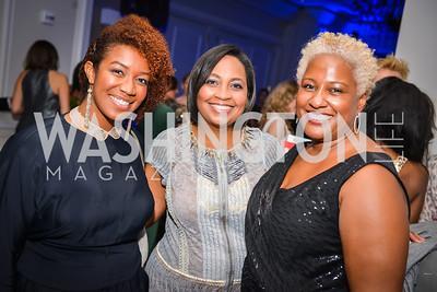 Alissa Maru, Robyn Wells, Bobette Gillette, 21st Annual Knock Out Abuse Gala, Ritz Carlton, November 13, 2014, photo by Ben Droz,