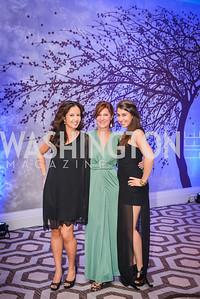 Thy Parra, Jodi Moraru, Jeannette Tavares, 21st Annual Knock Out Abuse Gala, Ritz Carlton, November 13, 2014, photo by Ben Droz,