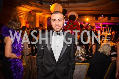 Roy Abdo, 21st Annual Knock Out Abuse Gala, Ritz Carlton, November 13, 2014, photo by Ben Droz,