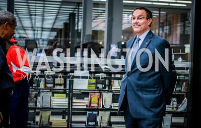Mayor Vincent Gray, DC Tech Meetup, Digital DC Tech Fund Edition, Digital DC, MLK Library, 10-6, 2014, photo by Ben Droz-3.JPG