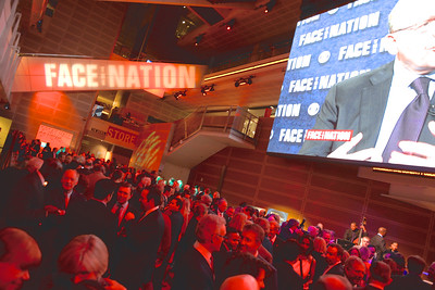 Face The Nation, 60th Anniversary, Newseum, November 17, 2014, Photo by Ben Droz.