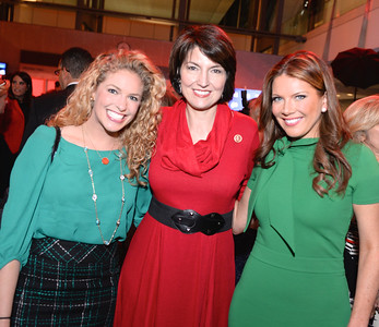 Riva Litman, Rep. Cathy McMorris Rodgers, Trish Regan, Face The Nation, 60th Anniversary, Newseum, November 17, 2014, Photo by Ben Droz.