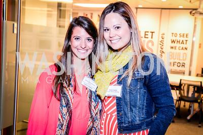 Ellen Wiesemann, Jaclyn Smith, Teach for America Reception, 10-7-2014, Photo by Ben Droz