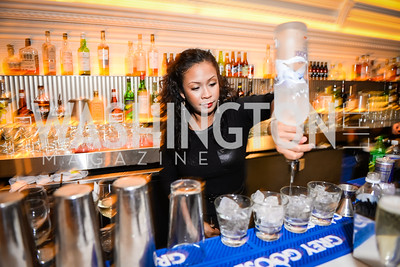 Grand Re-Opening of POV Lounge at the W Hotel, Friday September 12, 2014, Photo by Ben Droz.