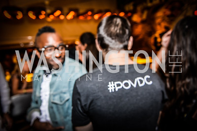 Sheldon Scott,  Grand Re-Opening of POV Lounge at the W Hotel, Friday September 12, 2014, Photo by Ben Droz.