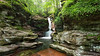 Adams Falls of Kitchen Creek