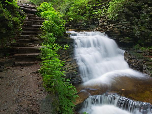 Stairstep Falls